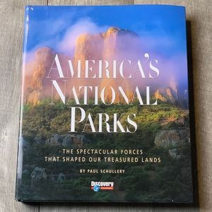 America's National Parks Coffee Table Book